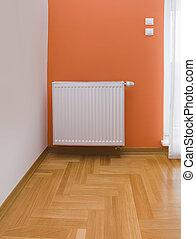 Room Detail Radiator