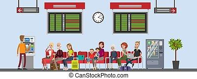 room., estação de comboios