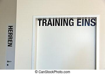 room for seminars
