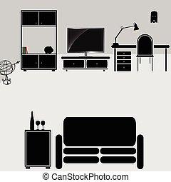 room illustration