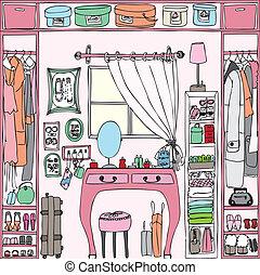 room., ilustração