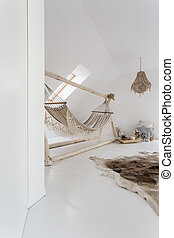 Room in the attic