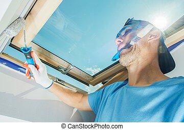 Room Painter Multitasking