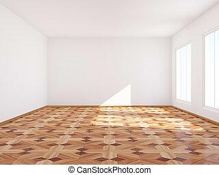 room., vacío