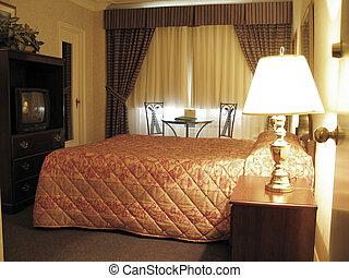 room/apartment, hôtel