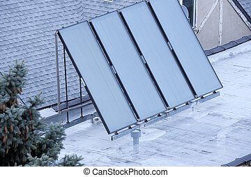rooof, painel solar