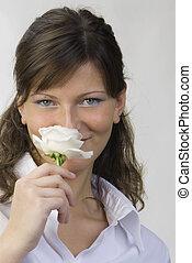 roos, ruiken