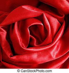 roos, zijde