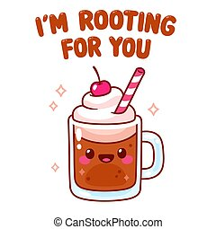 Rooting for you Root beer