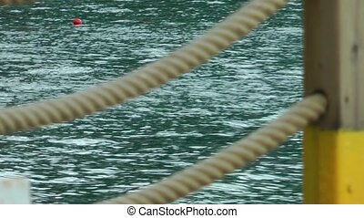 Rope and the Sea