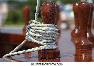 Rope Mooring