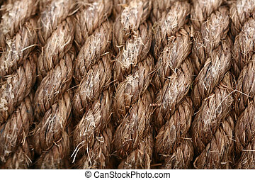 rope structure detail