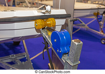 Rope Winch Boat