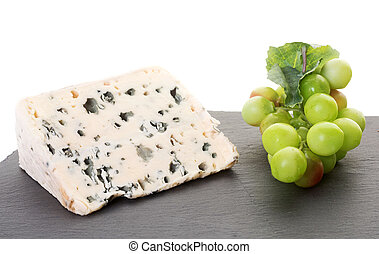 roquefort cheese in studio