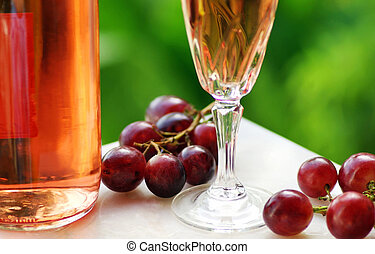 Rosé Wine of the alentejo region