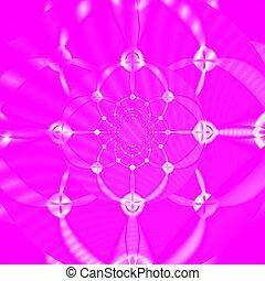 rosa, astratto, fondo