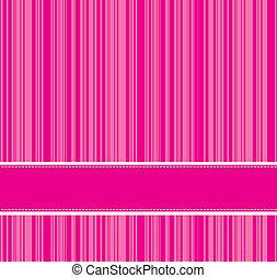 rosa, barcode