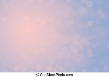 rosa, blau