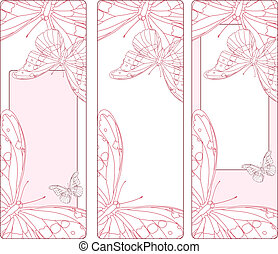 rosa, cartelle