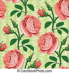 rosa colore rosa, seamless, fondo