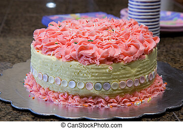 rosa, cumpleaños