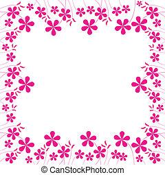 rosa florece, follaje, 2