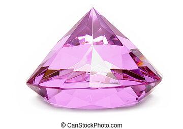 rosa, gemstone