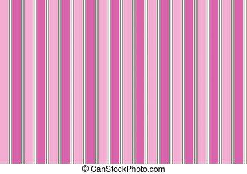 rosa, grå, stripes, bakgrund, silver
