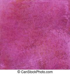 rosa, grunge, abstrakt, bakgrund, strukturerad, knäckt