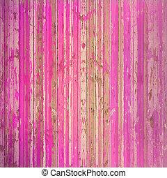 rosa, grunge, streifen