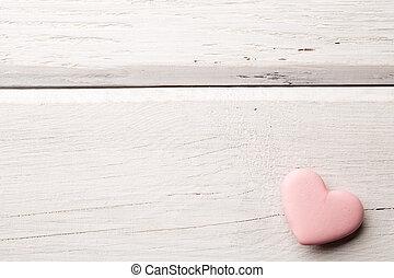 rosa, heart.