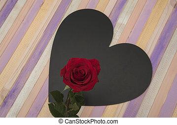 rosa, heart!