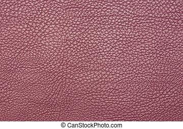 rosa, läder, bakgrund, struktur, yta, hög, upplösning