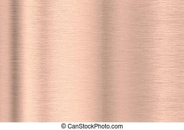rosa, metallo, struttura