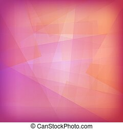 rosa, modello, astratto, linea
