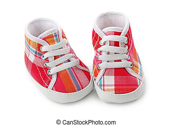 rosa, nena, shoes