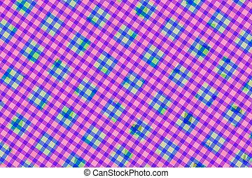 rosa, púrpura, patrón, Extracto, Generar, computadora, verde, geométrico