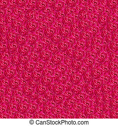 rosa, Plano de fondo, damasco