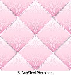 rosa, seamless, glamor