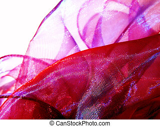 rosa, seta