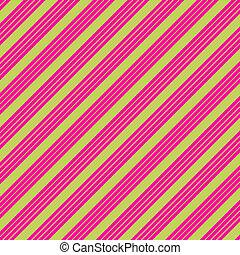 rosa, spesso, carta, striscia, calce