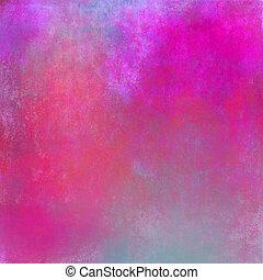 rosa, struttura, fondo