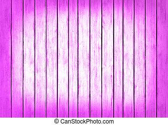 rosa, struttura, legno, disegno, fondo, pannelli