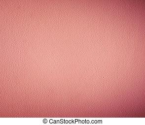 rosa, wand, beschaffenheit, hintergrund