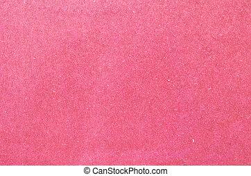 rosafarbenes papier, beschaffenheit