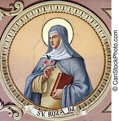 rosalia, saint