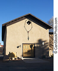 Rosario Chapel in Santa Fe New Mexico