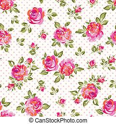 rosas cor-de-rosa, pequeno