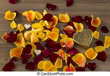rosas, dia valentine, mãe