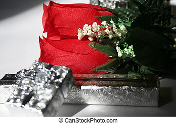 rose and gift II
